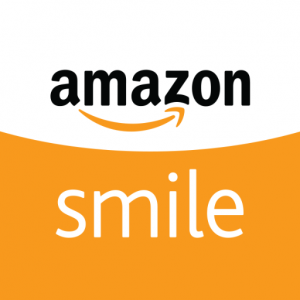 amazon smile. you shop. amazon gives
